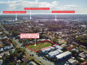 Development / Land commercial property for sale at .120 Mount Cotton Road Capalaba QLD 4157