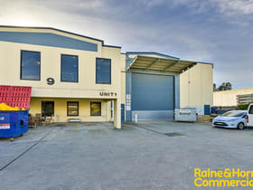 Factory, Warehouse & Industrial commercial property for lease at 1/9 Garner Place Ingleburn NSW 2565