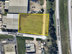 Development / Land commercial property for sale at 1-11 Knowles Road Dandenong South VIC 3175