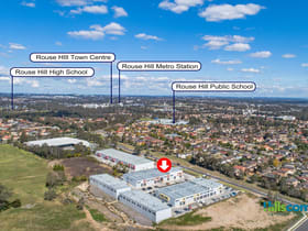 Offices commercial property for sale at 591-593 Withers Road Rouse Hill NSW 2155