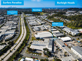 Factory, Warehouse & Industrial commercial property for sale at 11/4 Fremantle Street Burleigh Heads QLD 4220
