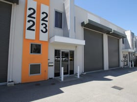 Factory, Warehouse & Industrial commercial property for sale at 23/110 Inspiration Drive Wangara WA 6065
