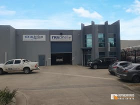 Factory, Warehouse & Industrial commercial property for sale at 3/25 Agosta Drive Laverton North VIC 3026