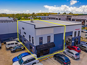 Factory, Warehouse & Industrial commercial property sold at 4/17 Tombo Street Capalaba QLD 4157