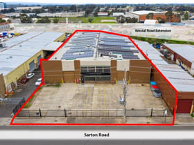 Factory, Warehouse & Industrial commercial property for sale at 46 - 50 Sarton Road Clayton VIC 3168