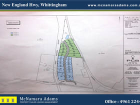 Development / Land commercial property for sale at 1 New England Highway Whittingham NSW 2330
