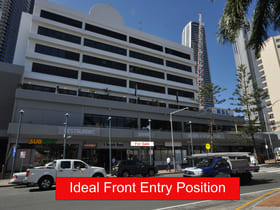 Offices commercial property for sale at Ground Lvl/9 Beach Road Surfers Paradise QLD 4217