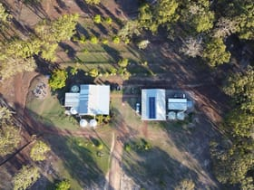 Rural / Farming commercial property for sale at 236 Maude Hill Road Deepwater QLD 4674