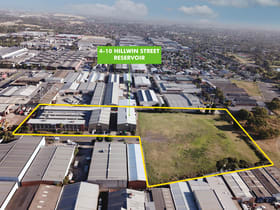 Factory, Warehouse & Industrial commercial property for sale at 4-10 Hillwin Street Reservoir VIC 3073