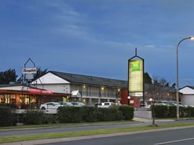 Hotel, Motel, Pub & Leisure commercial property for sale at Ibis Styles Tamworth/80-90 Ebsworth Street Tamworth NSW 2340