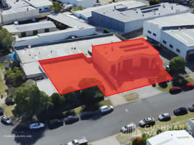 Factory, Warehouse & Industrial commercial property for sale at 1 & 2/11 Commercial Drive Ashmore QLD 4214