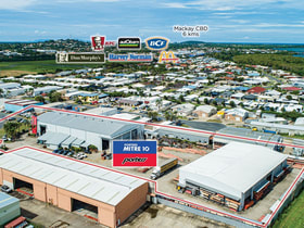 Showrooms / Bulky Goods commercial property for sale at 8 Brickworks Court Mackay QLD 4740