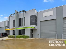 Factory, Warehouse & Industrial commercial property for sale at 12/238 Governor  Road Braeside VIC 3195