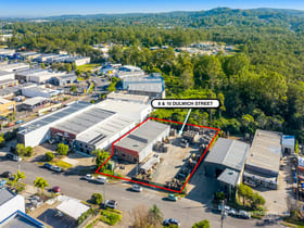 Factory, Warehouse & Industrial commercial property for lease at 8 & 10 Dulwich Street Loganholme QLD 4129