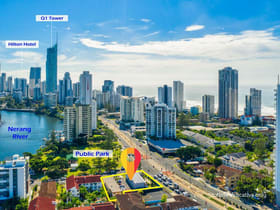 Development / Land commercial property for sale at 2-4 Cannes Avenue Surfers Paradise QLD 4217
