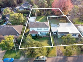 Development / Land commercial property for sale at 1-3 Blacket Street Heathcote NSW 2233