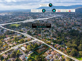 Development / Land commercial property for sale at 54 Rankin Road Boronia VIC 3155