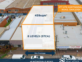 Shop & Retail commercial property for sale at 277-279 Huntingdale Road Oakleigh VIC 3166
