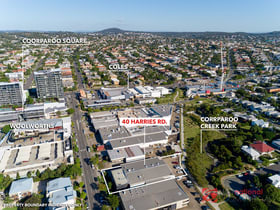 Development / Land commercial property for sale at 40 Harries Road Coorparoo QLD 4151