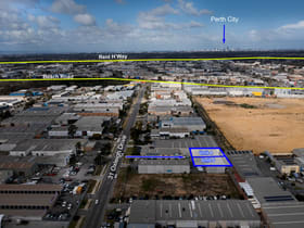 Factory, Warehouse & Industrial commercial property for sale at 4 & 5/31 Oxleigh Drive Malaga WA 6090