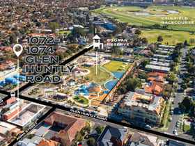 Development / Land commercial property for sale at 1072-1074 Glen Huntly Road Glen Huntly VIC 3163