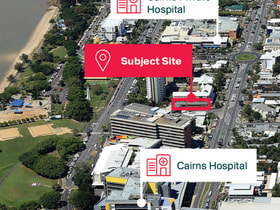 Offices commercial property for sale at Suite 102/166-168 Lake Street Cairns North QLD 4870