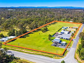 Factory, Warehouse & Industrial commercial property for sale at 124-134 New Beith Road Greenbank QLD 4124