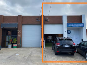 Factory, Warehouse & Industrial commercial property for sale at 5b Ebden Street Moorabbin VIC 3189