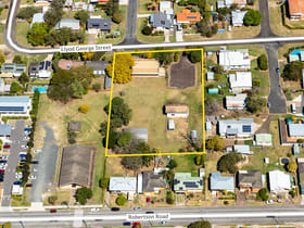 Development / Land commercial property for sale at 26-28 Lloyd George Street Eastern Heights QLD 4305