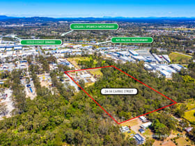 Factory, Warehouse & Industrial commercial property for sale at 24-34 Cairns Street Loganholme QLD 4129
