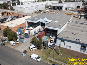Factory, Warehouse & Industrial commercial property for sale at Units 1&2/16 Powdrill Road Prestons NSW 2170