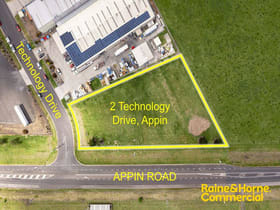 Development / Land commercial property for sale at 2 Technology Drive Appin NSW 2560