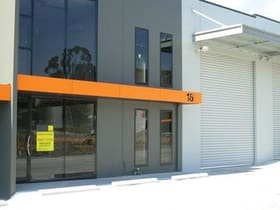 Factory, Warehouse & Industrial commercial property sold at 16/19 CORNHILL STREET Ferntree Gully VIC 3156