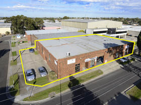 Factory, Warehouse & Industrial commercial property sold at 20-26 Mills Street Cheltenham VIC 3192