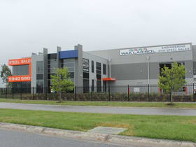 Industrial / Warehouse commercial property sold at Unit 11b/6 Southeast Boulevard Pakenham VIC 3810