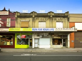 Retail commercial property sold at 388-392 Burnley Street Richmond VIC 3121