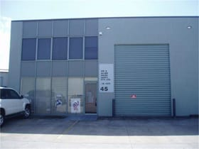Industrial / Warehouse commercial property sold at 45/566 Gardeners Road Alexandria NSW 2015