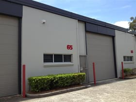 Factory, Warehouse & Industrial commercial property sold at 65/4 Hoyle Ave Castle Hill NSW 2154