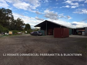 Industrial / Warehouse commercial property sold at 45-49 Justin Street Smithfield NSW 2164