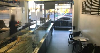 Takeaway Food Business in Carlton North