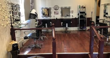 Hairdresser Business in Preston
