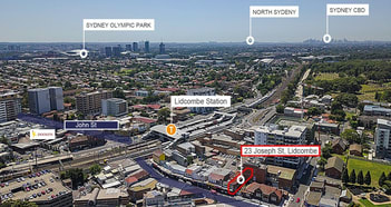 Medical / Consulting commercial property for sale in LIDCOMBE