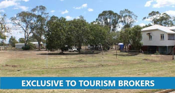 Caravan Park Business in Gayndah