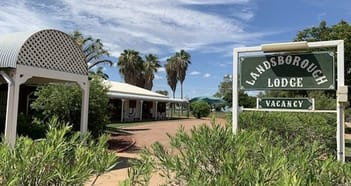 Motel Business in Barcaldine