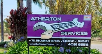 Automotive & Marine Business in Atherton