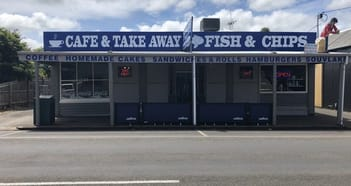 Takeaway Food Business in Koroit