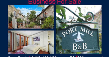 Accommodation & Tourism Business in Fremantle