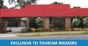 Motel Business in Stawell