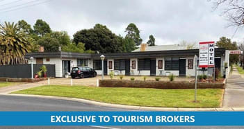 Motel Business in St Arnaud