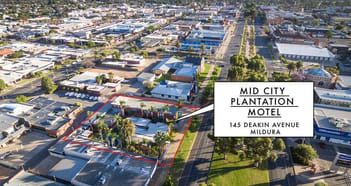 Motel Business in Mildura
